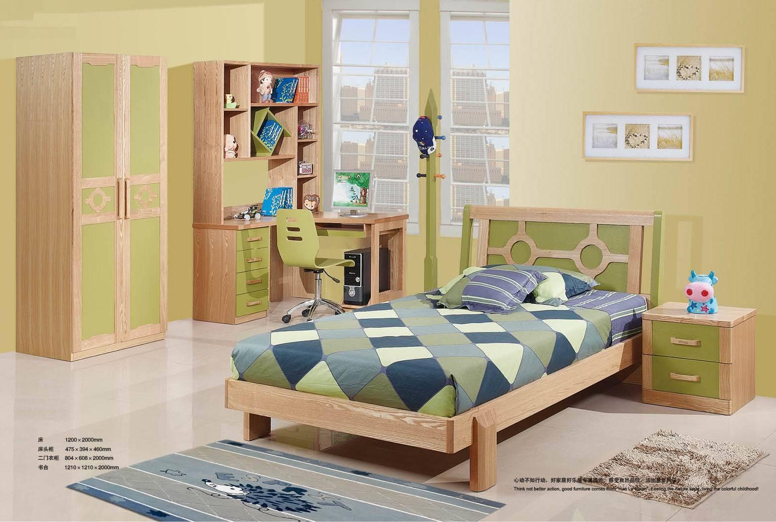 Ensemble de chambre coucher d 39 enfants jkd 20030 for Chambre a coucher enfant