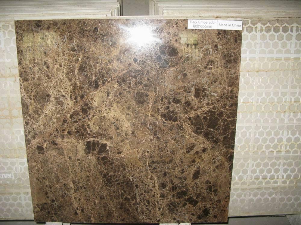Emperador scuro/mattonelle composite di marmo imperiali di Marron – Emperador scuro/mattonelle ...