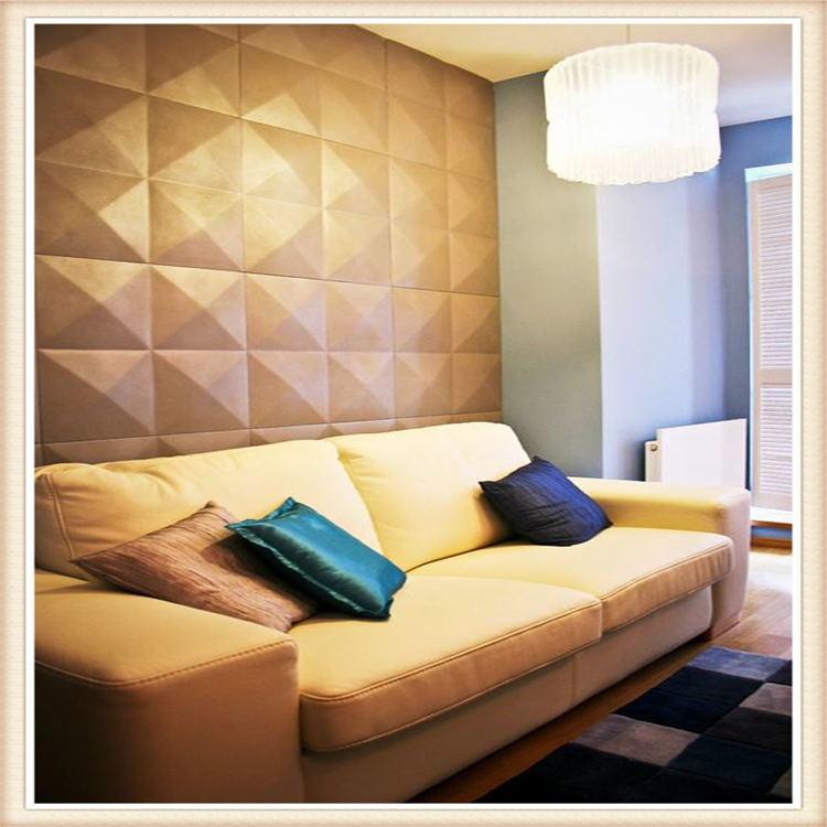 panneau de mur mural de vague chaude des nouveaux produits 3d pour la d coration int rieure. Black Bedroom Furniture Sets. Home Design Ideas