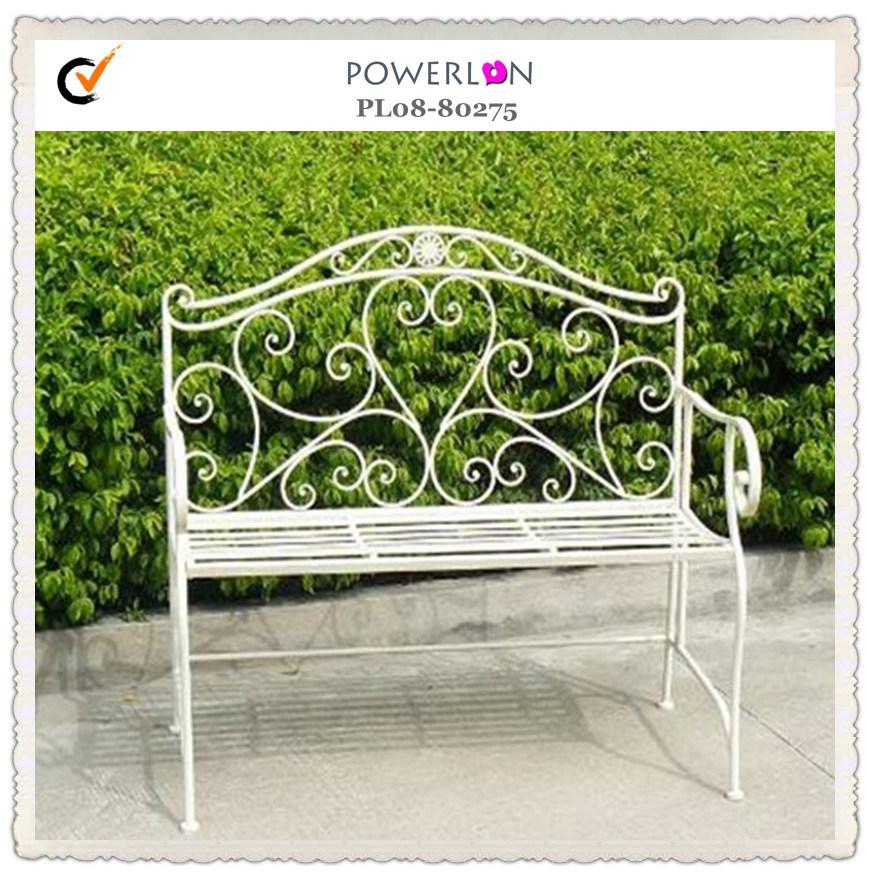 banco de jardim em pvc : banco de jardim em pvc:Banco do jardim do ferro feito de Hotsale –Banco do jardim do ferro