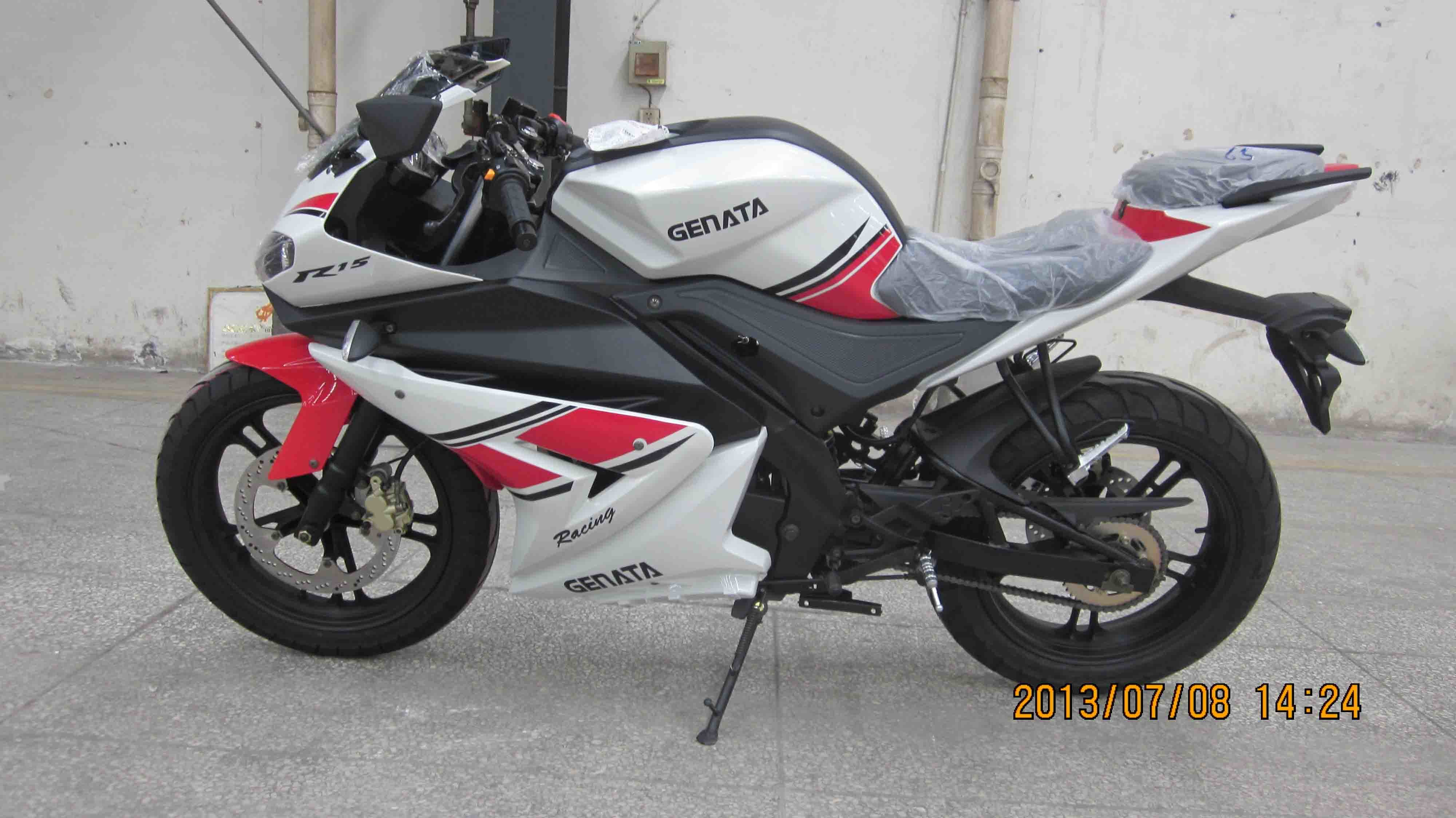 125cc eec coc yamaha style racing motorcycle gm125yzf r for Yamaha motorcycles made in china