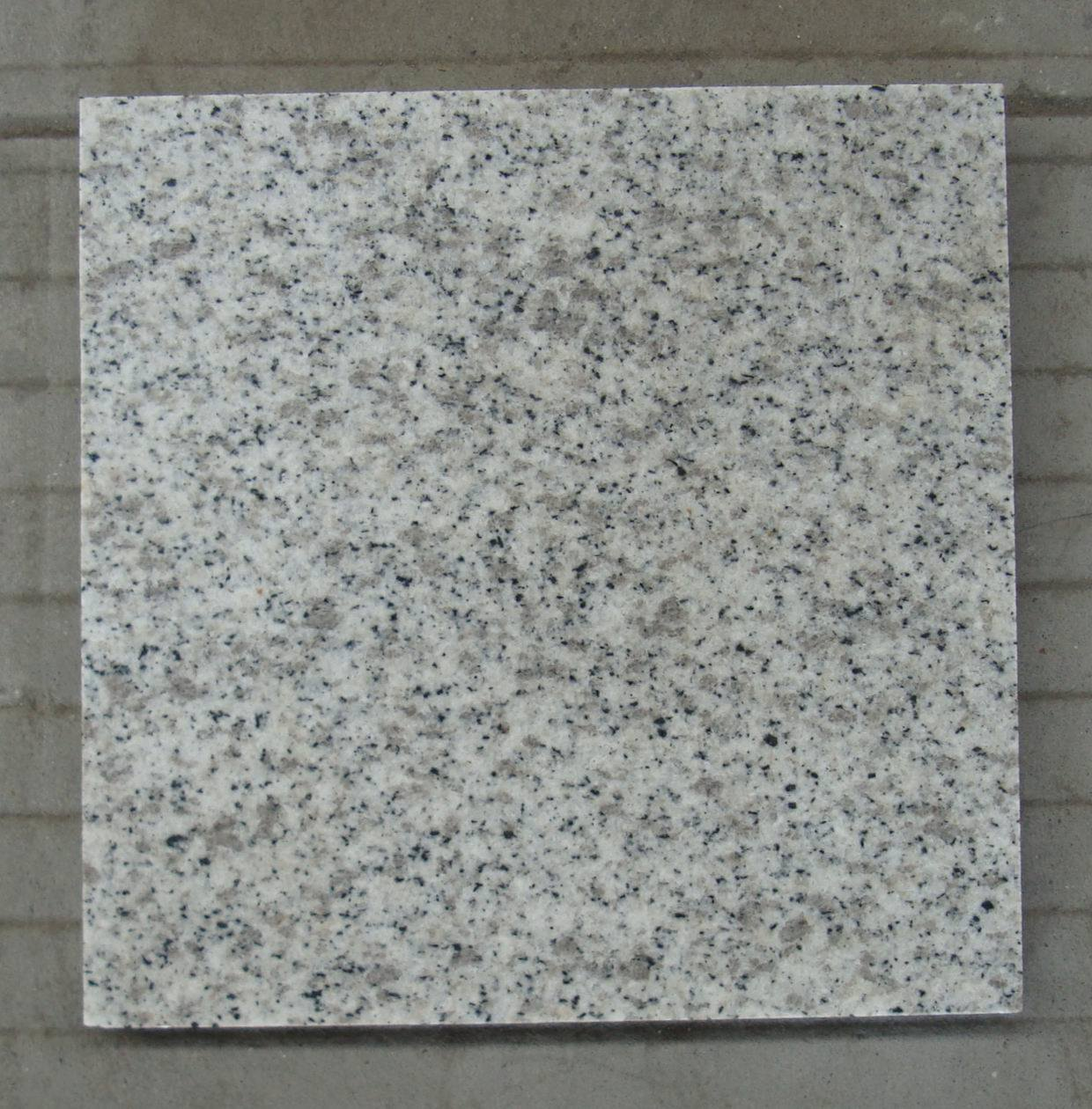 Piedra del granito de g439 china granito del blanco del for Piedra de granito negro