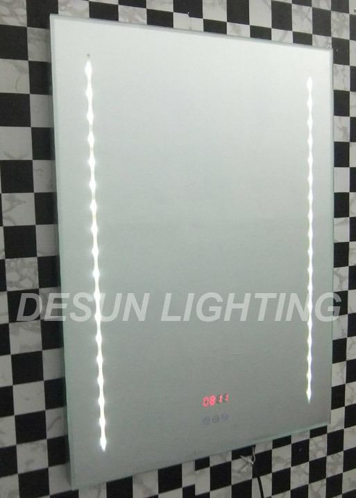 Miroir encadr de led dfm3204 miroir encadr de led for Miroir encadre