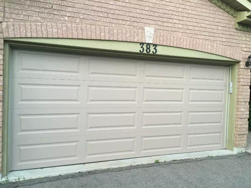 Cheap seccional autom tica residencial puertas de garaje - Puerta de garaje automatica ...