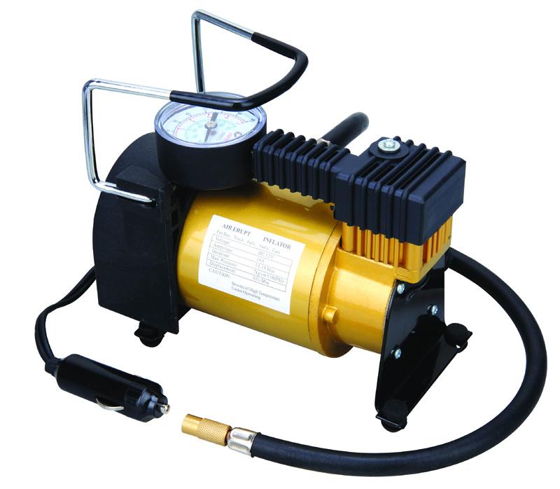 Compresor de aire auto del coche 12v para la bomba de aire - Manguera para compresor de aire ...