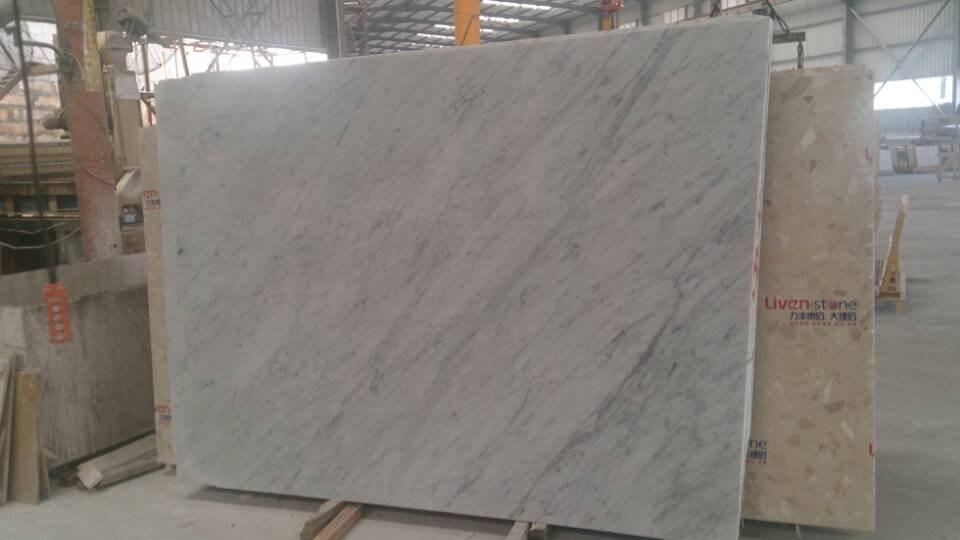 M rmol de bianco carrara venato m rmol de bianco carrara for Color marmol carrara