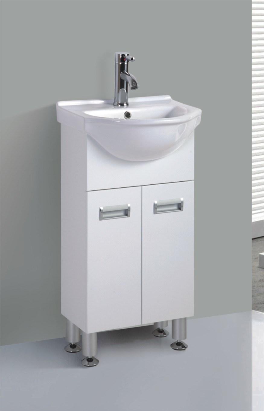 Foto de Vaidade de Sanitaryware do armário de banheiro do PVC (W380) em ptM -> Armario Para Banheiro De Pvc Mercadolivre