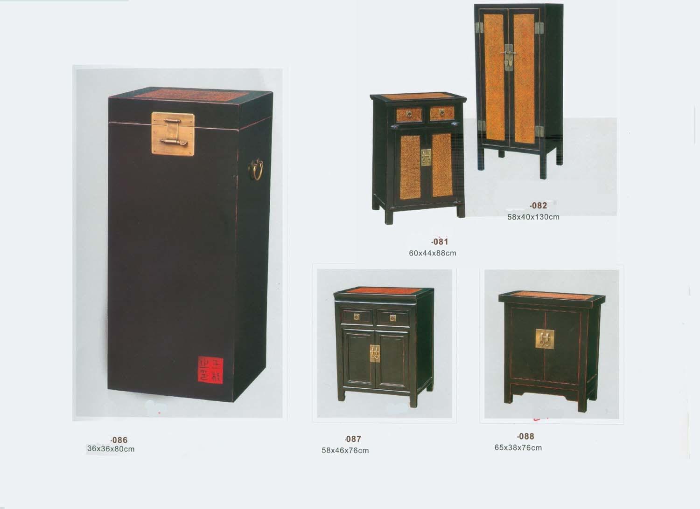Muebles chinos de la reproducci n peque os gabinetes for Muebles chinos