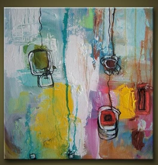 Pinturas abstractas (CX-045) – Pinturas abstractas (CX-045 ...
