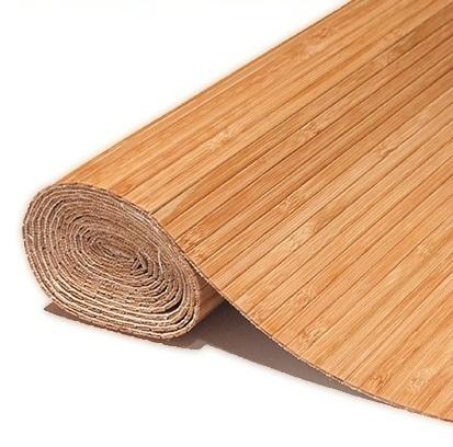 Revestimiento de madera techo de bamb de tambour - Revestimiento de madera ...