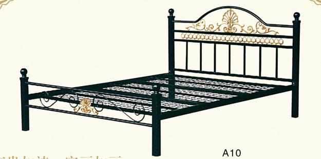 Camas antiguas del hierro labrado a10 camas antiguas - Camas antiguas de hierro ...