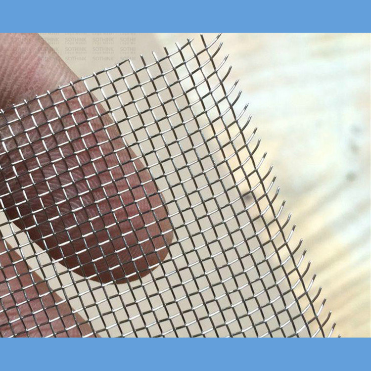 304 inoxidable tejida de alambre de acero de malla - Alambre de acero inoxidable ...