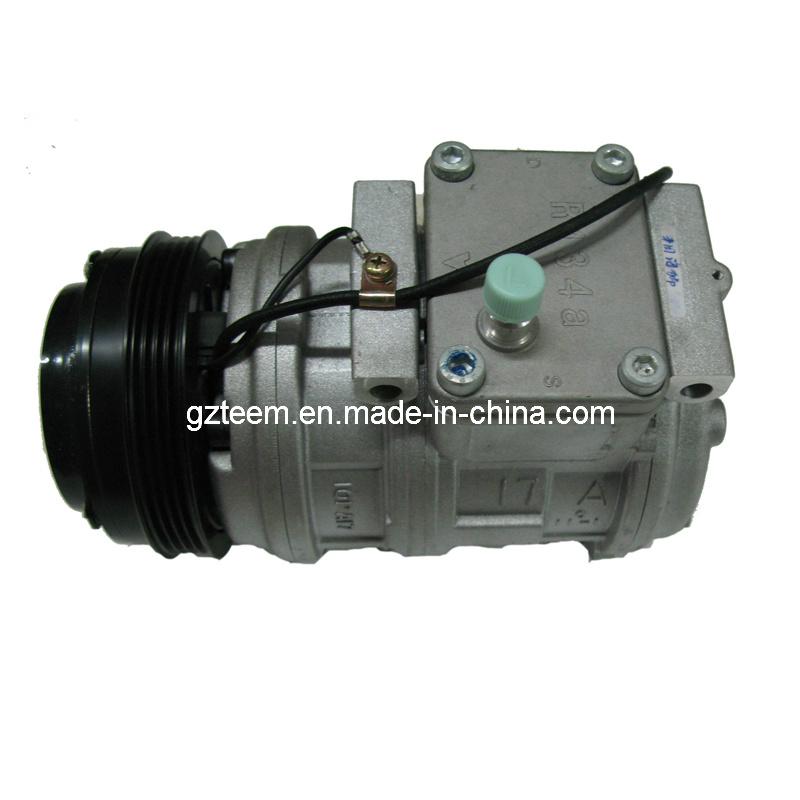 Modelo 10pa del compresor del aire acondicionado de la for Aire acondicionado autocaravana 12v