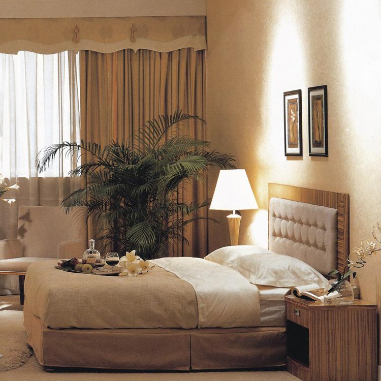 Ensemble de chambre coucher moderne de meubles d 39 h tel for Modele des chambres a coucher