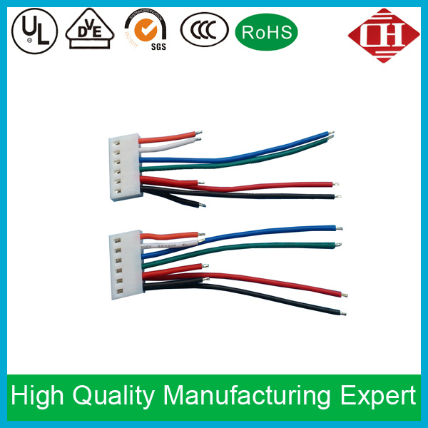 Pin connector ul awg wire harness