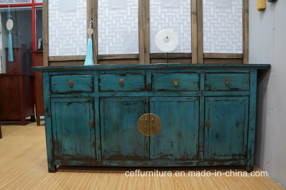 Aparador Y Vitrina Clasico ~ Aparador antiguo chino de los muebles del estilo