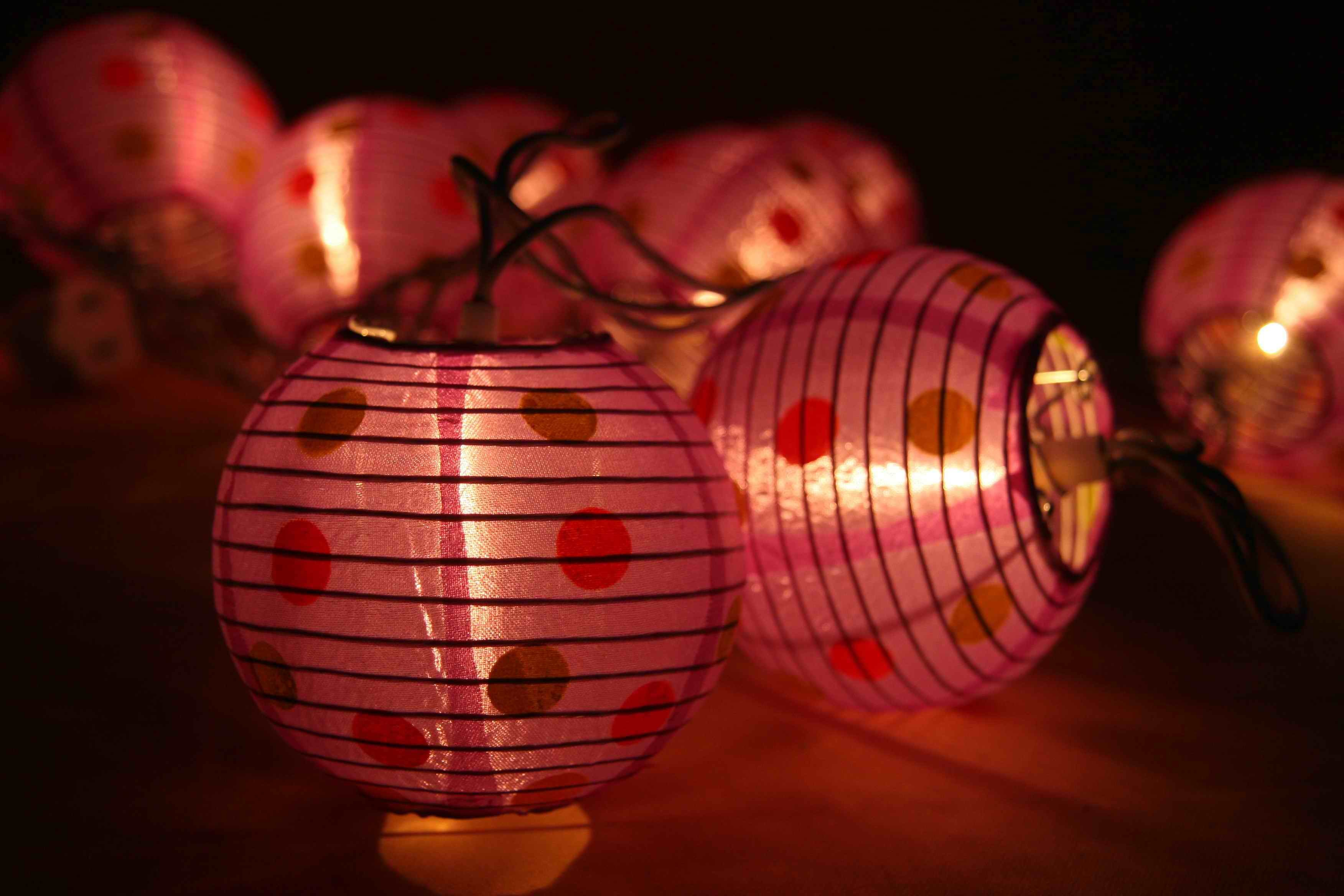 Luci decorative della stringa del partito cvp081 luci - Luci decorative ...