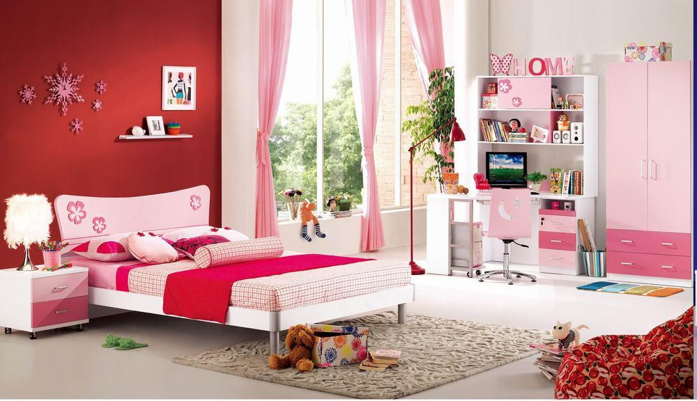 ensemble de chambre coucher d 39 enfants ql2 38a0140 1 a 1 ensemble de chambre coucher d. Black Bedroom Furniture Sets. Home Design Ideas