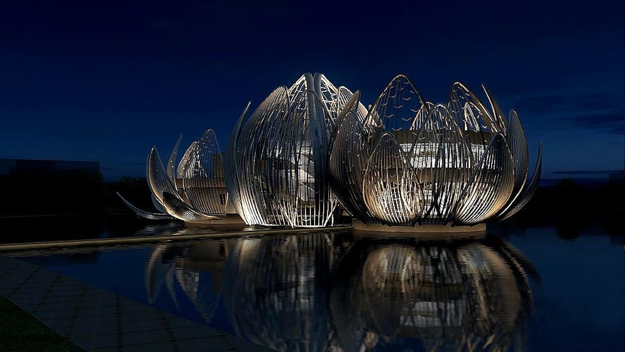 Structure m tallique complexe structure m tallique for Structure metallique architecture