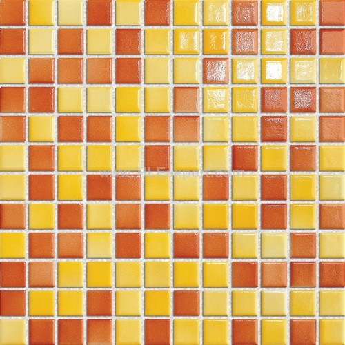 Color mixto mosaico de cer mica para decoraci n de la pared color mixto mosaico de cer mica - Mosaico de colores ...