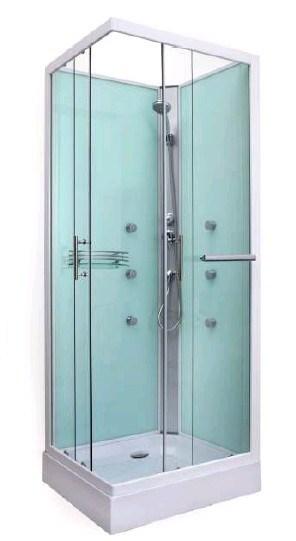 Quarto de chuveiro de vidro barato do banheiro sem elétrico –Quarto de chuvei -> Banheiro Pequeno De Vidro Dentro Do Quarto