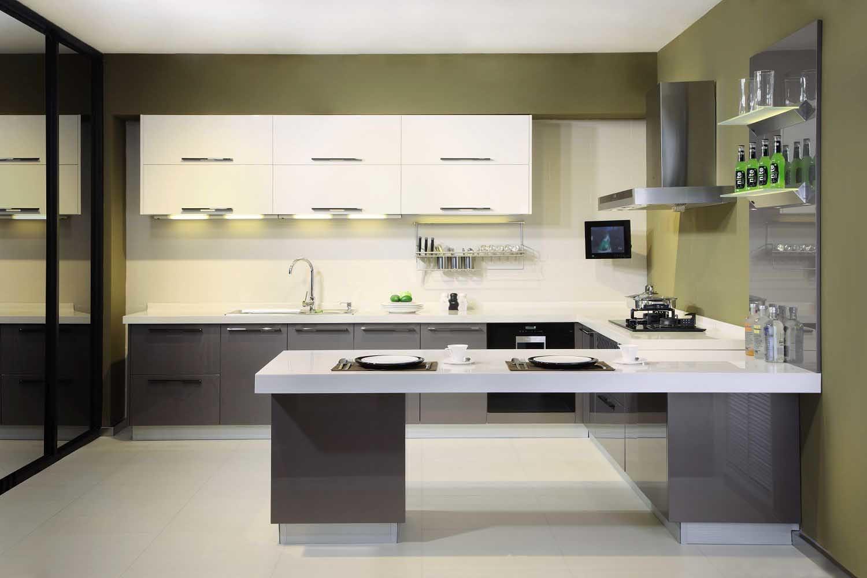 Gabinetes De Cocina Color Gris ~ Gormondo.com = Inspirador y ...