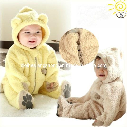 De baby van de kleding van kinderen kleedt mannelijke vrouwelijke bodysuit van het kind de - Planklengte van het kind ...