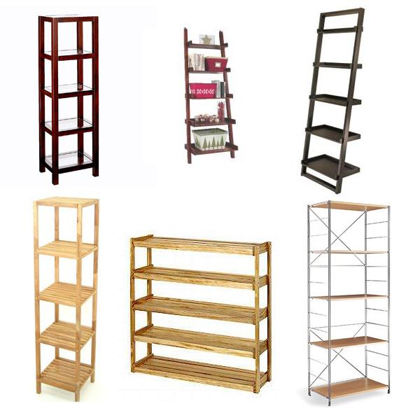 Estante de madera de 5 gradas dcb007 estante de madera for Modelos de gradas de madera