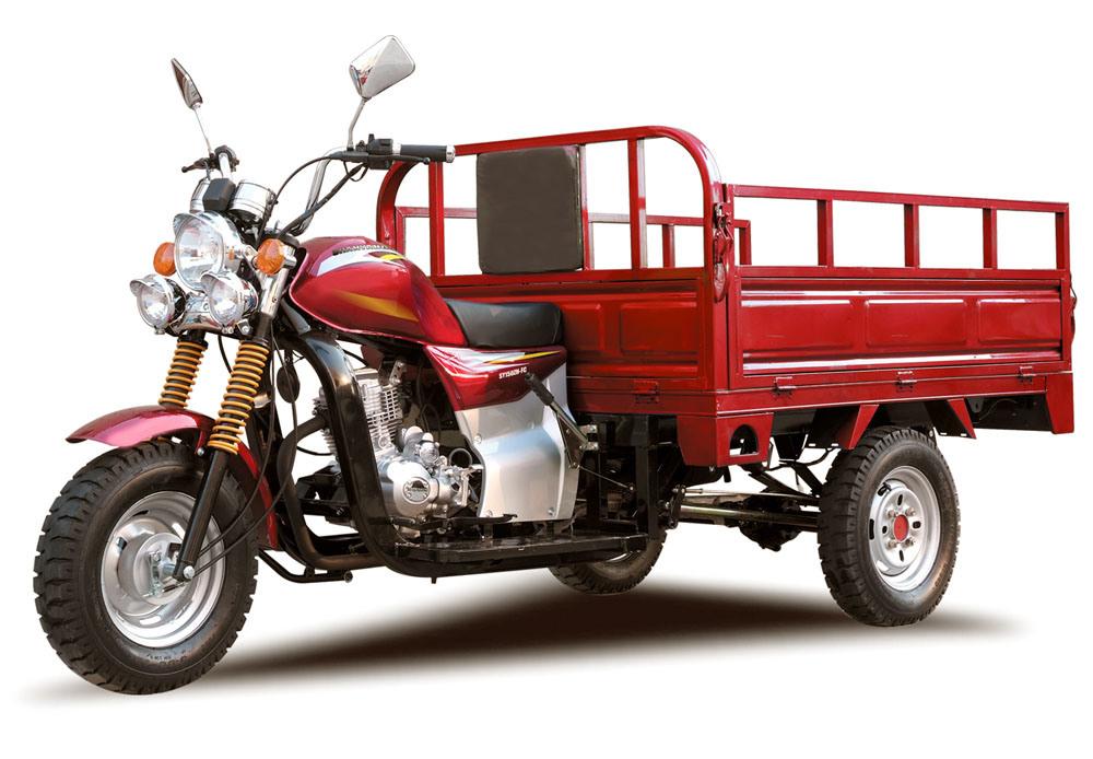Neues dreirad motorrad drei jd150zh 5 foto auf de made for Three wheel motor bike in india