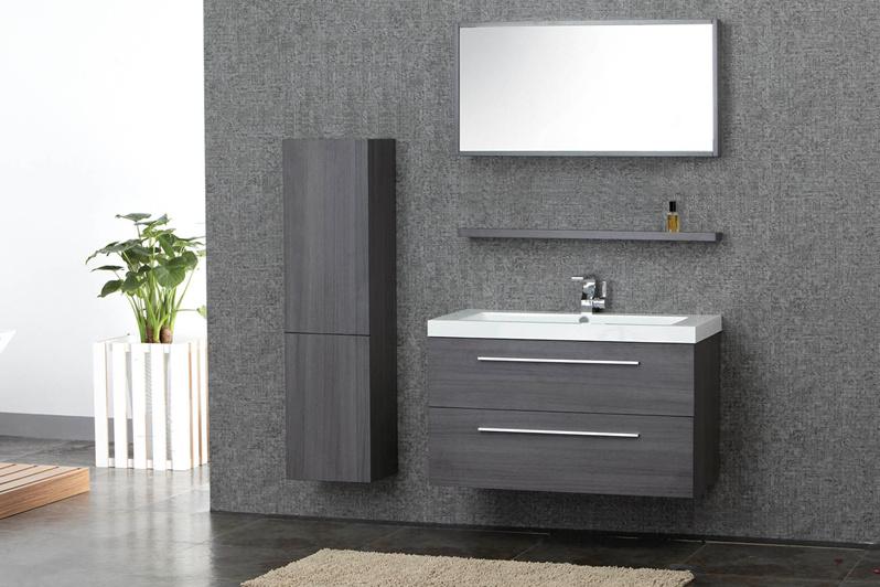 Armarios De Baño Modernos:Foto de gabinete de cuarto de baño moderno de la melamina de 900m m