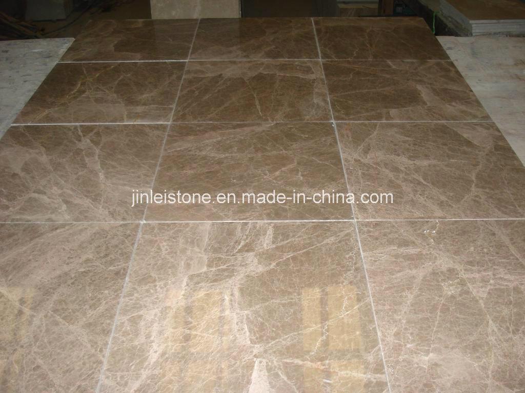 Emperador claro baldosas de m rmol del piso del hotel for Densidad del marmol