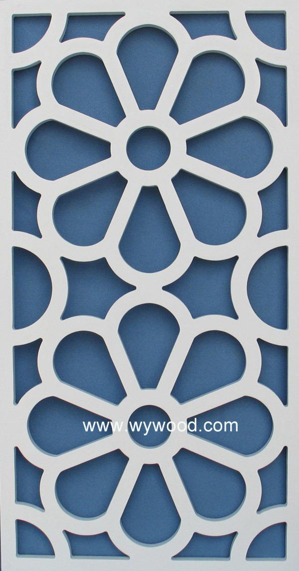 Cnc cut mdf panneau d coratif wy 11 jpg - Panneau decoratif mdf ...