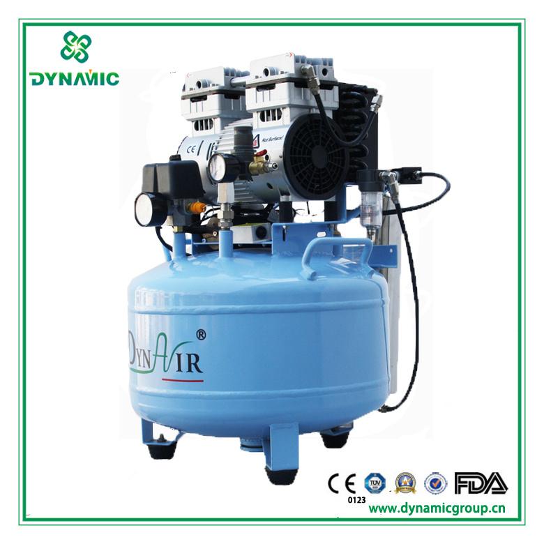 Dental silencioso compresor de aire con secador de aire for Compresor de aire silencioso