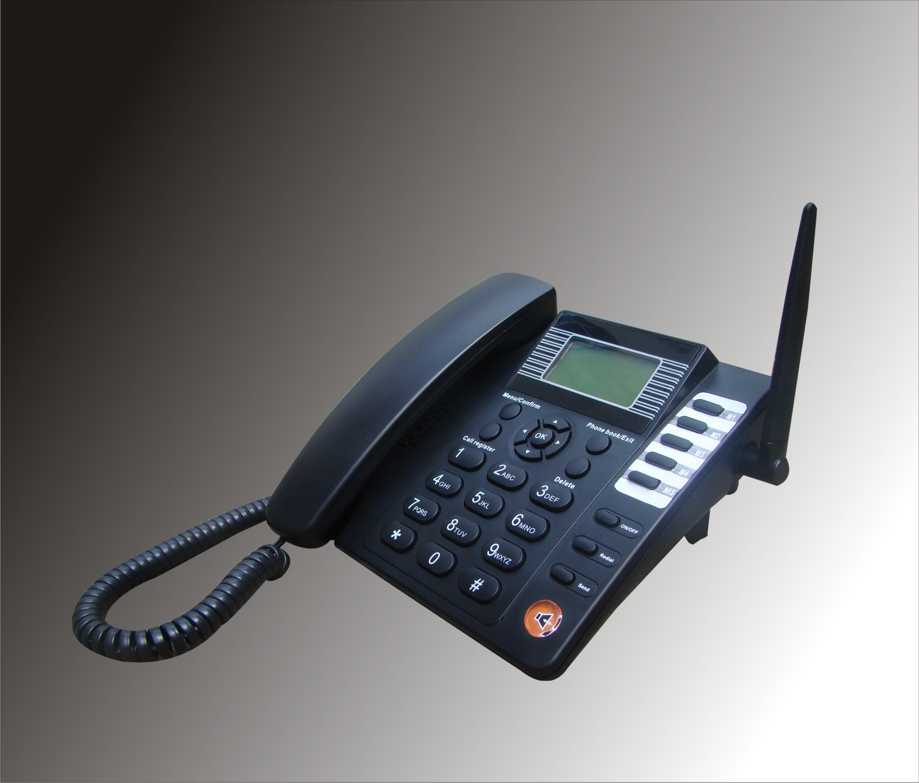 t l phone d 39 appareil de bureau de gm m t l phone d. Black Bedroom Furniture Sets. Home Design Ideas