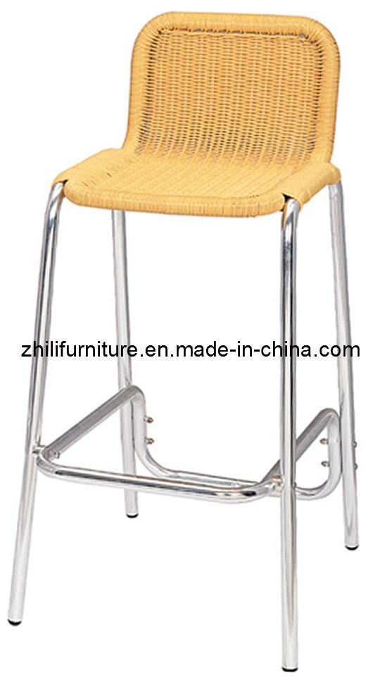Silla de mimbre del patio silla de la rota silla de for Sillas para patio