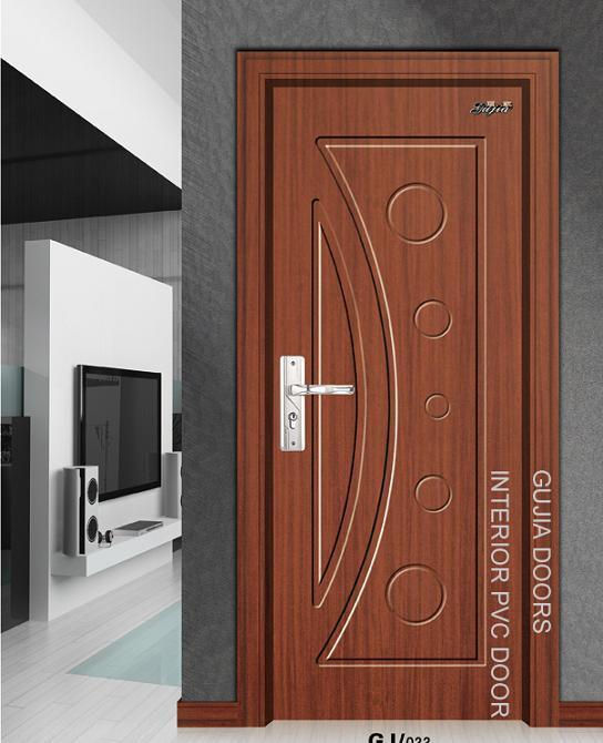 Puertas para ba o interiores for Puertas en madera para interiores