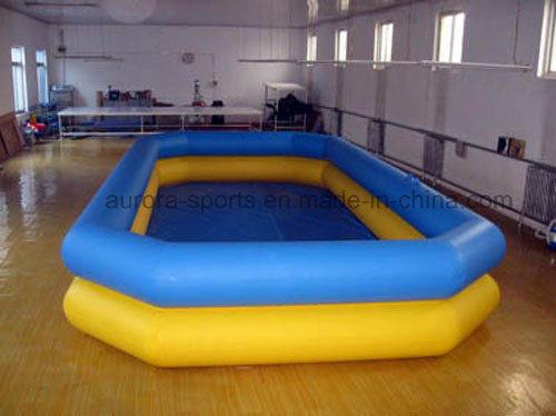 Aufblasbarer pool airkraft aufblasbarer power pool st ck for Swimming pool testsieger