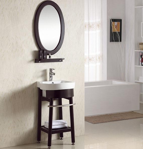Bacia do banheiro e espelho simples (SD1060) –Bacia do banheiro e espelho si -> Espelhos Banheiro Simples