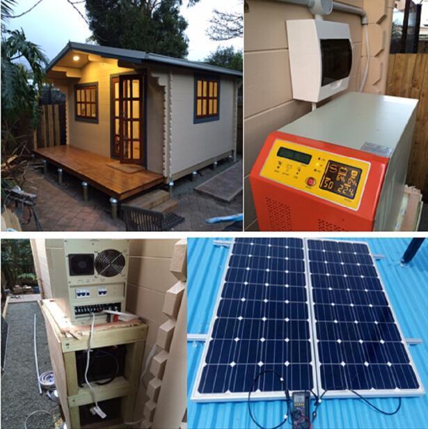 4kw 5kw syst me solaire de groupe lectrog ne 6kw pour l 39 usage la maison groupe lectrog ne. Black Bedroom Furniture Sets. Home Design Ideas