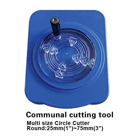 circle paper cutter