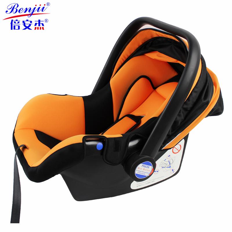 Asiento de coche infantil c modo de seguridad del portador for Asientos infantiles coche