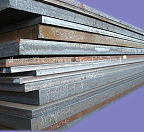 Ss400 placa de acero estructural del carb n hoja de for Placa de acero