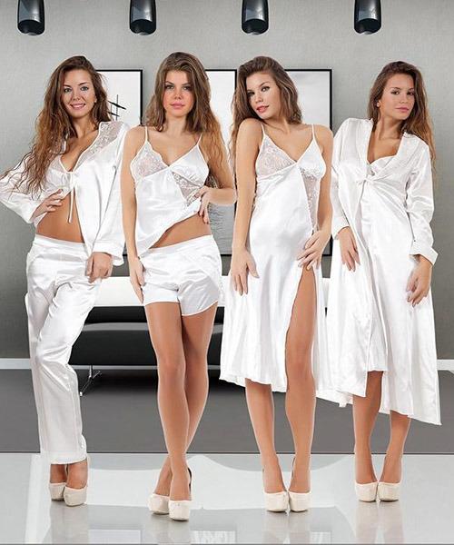 Se ora atractiva de seda uniform lingerie ropa interior for Ropa interior senora