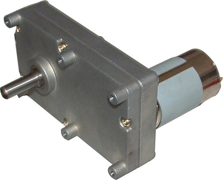 Foto De 12v High Torque Motor El Trico Com Engrenagem De