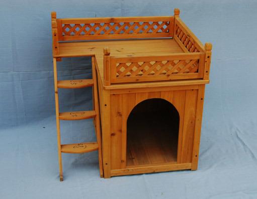 Casa de perro de madera imagui - Casa perros madera ...