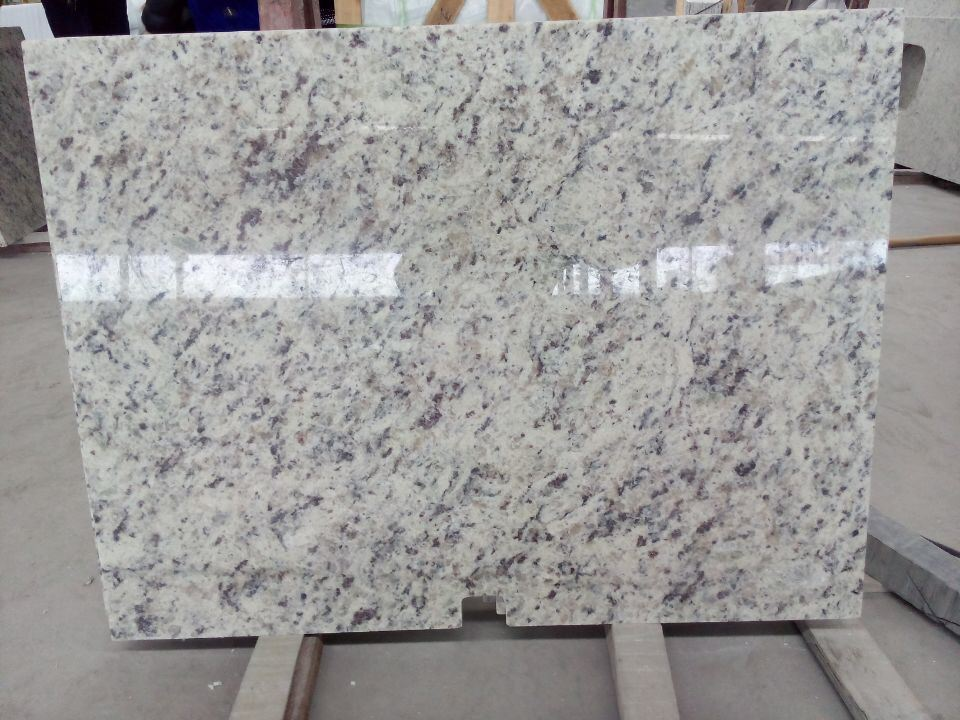 Kitchen, Bathroom를 위한 백색 로즈 Granite Stone Countertop에사진 kr.Made-in ...