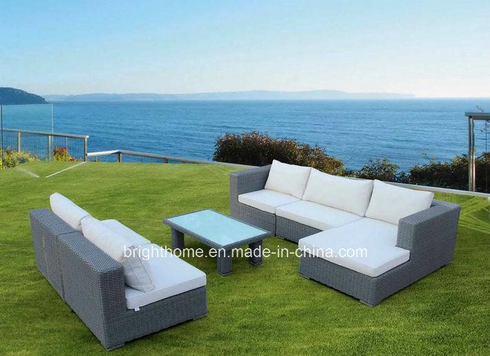 Moderne Weidengarten-Terrasse Rattan Gartenmöbel (BP-M12) foto auf ...