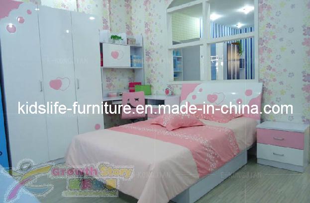 Ensemble de chambre coucher de meubles d 39 enfants for Ensemble meuble chambre a coucher