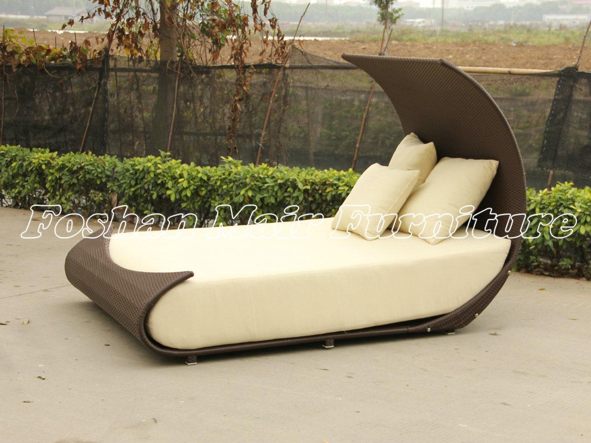 Mob lia de vime ao ar livre do rattan do lounge m5b126 for Mobilia outdoor furniture