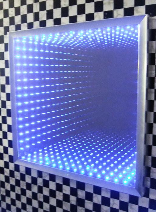 Espejos del cuarto de ba o led con el sensor ligero - Luces led para cuartos ...